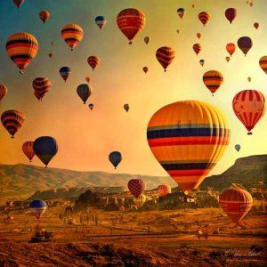 Turkey-Ballon-udara